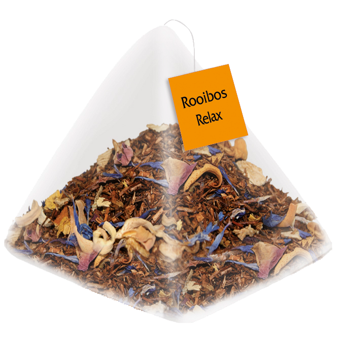 Rooibos Relax Ditare 20 pirámides