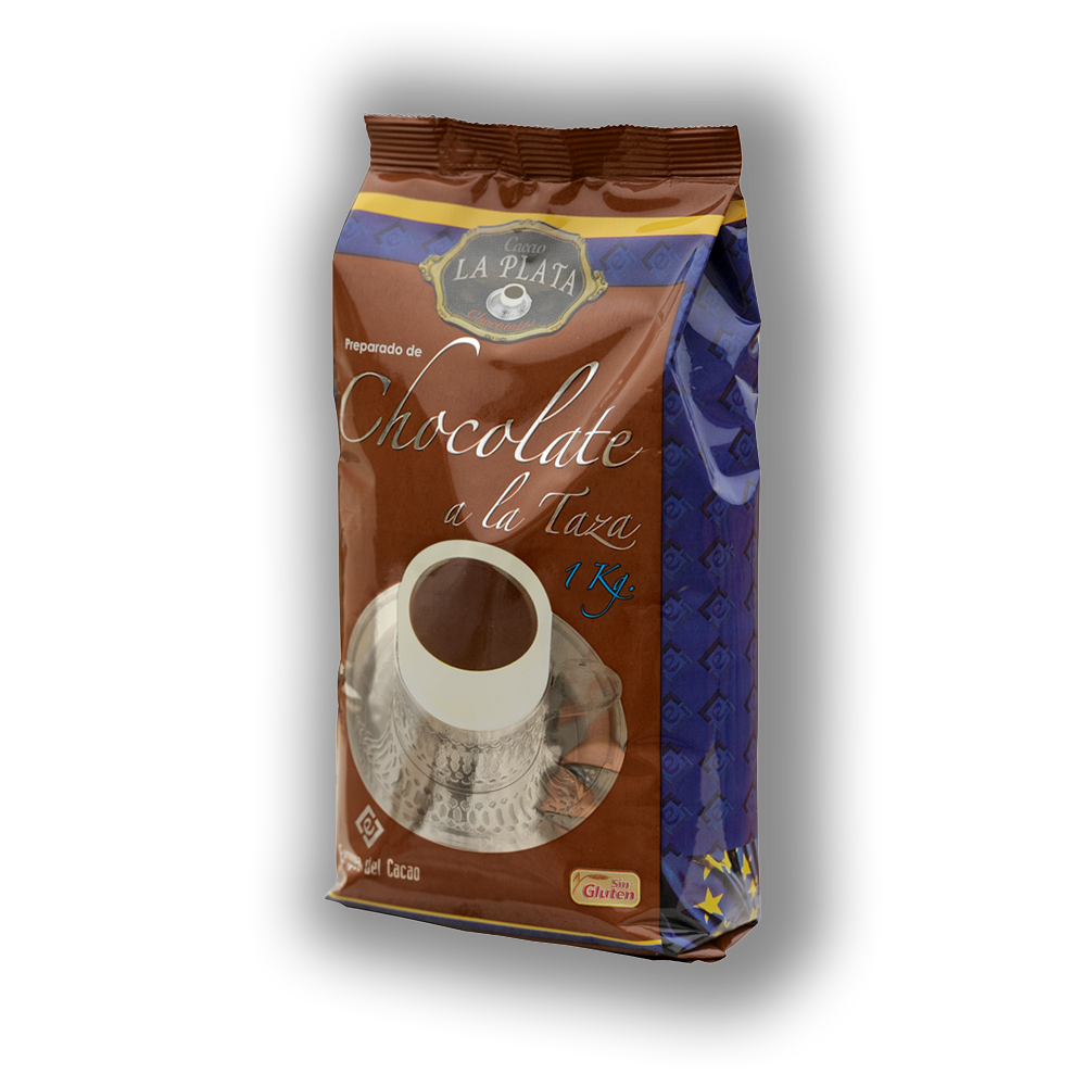Chocolate a la taza bolsa 1 kg